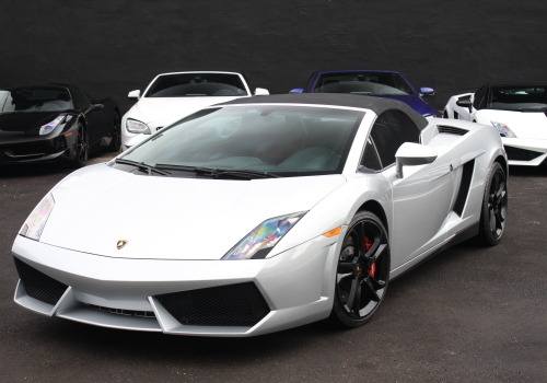 Luxury Vehicle: Lamborghini Gallardo Rental